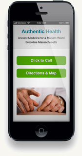 Mobile ready acupuncture websites